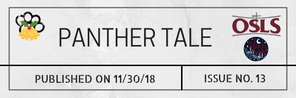 Panther Tale Newsletter